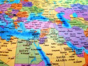 Syria Map World by Syria World Map