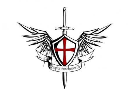 crusader cross tattoo images tattooic