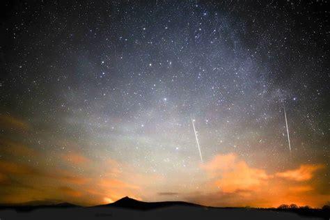 how to see the geminid meteor shower s peak this weekend