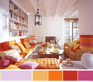 colour inspiration  clementine creative