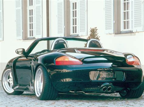 2001 Techart Boxster S Widebody Techart Supercars Net