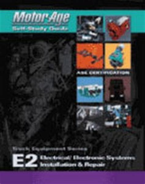 Ase Study Guide Truck Equipment Electrical Electronic
