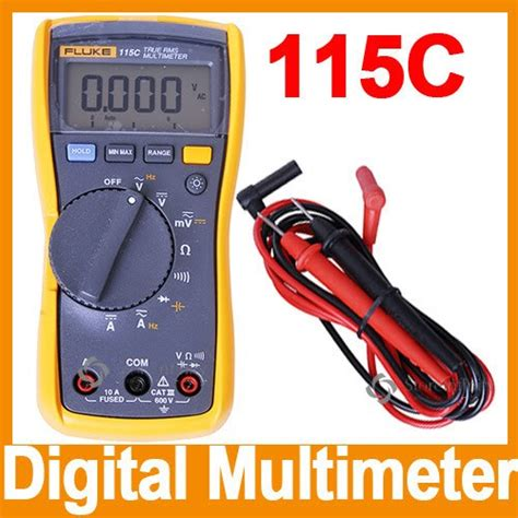 Multimeter Fluke 115 fluke 115 digital multimeter images