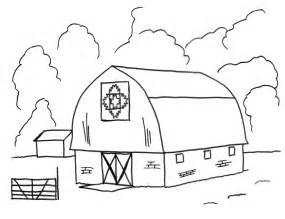barn coloring pages coloring pages barn quilts in garrett county maryland