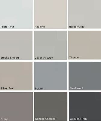 the best gray paint best gray paint colors home improvement ideas color palettes