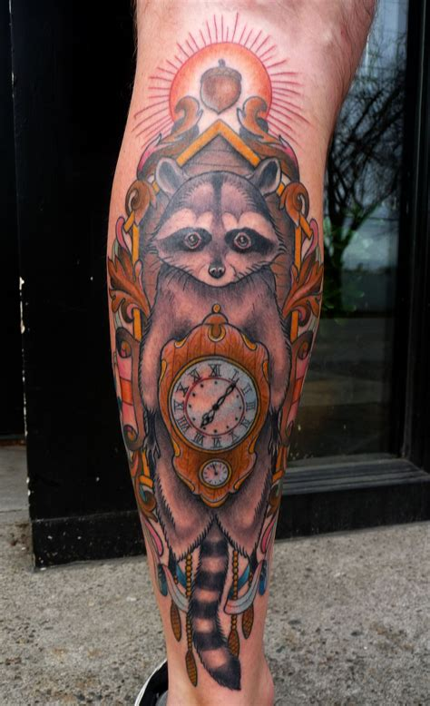 racoon tattoo raccoon www imgkid the image kid has it