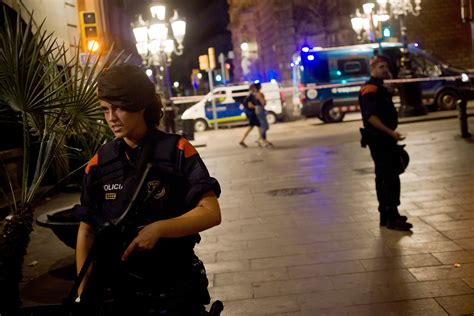 barcelona attack what we know about the spain terror attacks egyptian streets