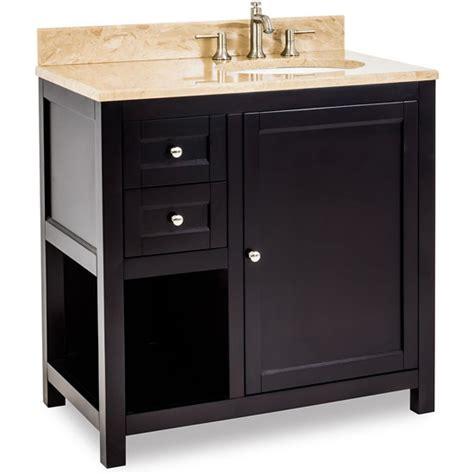 jeffrey alexander bathroom vanities jeffrey alexander astoria modern bathroom vanity with