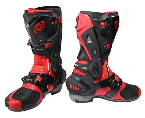 Dirt Bike Shoes Sport Equipment