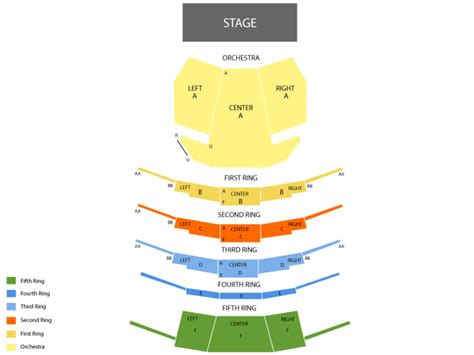 david h koch theater best seating david h koch theater lincoln center seating chart and