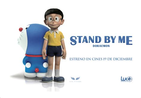 film doraemon stand by me doraemon stand by me japanese 3d animated film holiday
