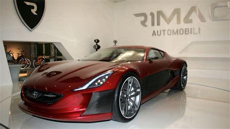 Million Dollar Electric Supercar: Rimac Concept One
