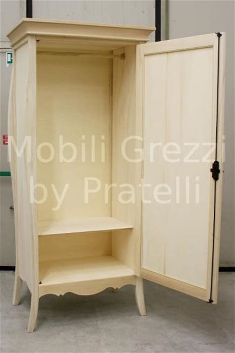 armadio grezzo da dipingere armadi grezziarmadi grezzi 1 anta armadio grezzo 1 anta