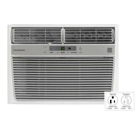 Lowes Room Air Conditioner by Frigidaire 12 000 Btu Window Room Air Conditioner 319 At