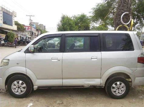 Suzuki Apv 2008 Suzuki Apv Glx 2008 For Sale In Gujrat Pakwheels