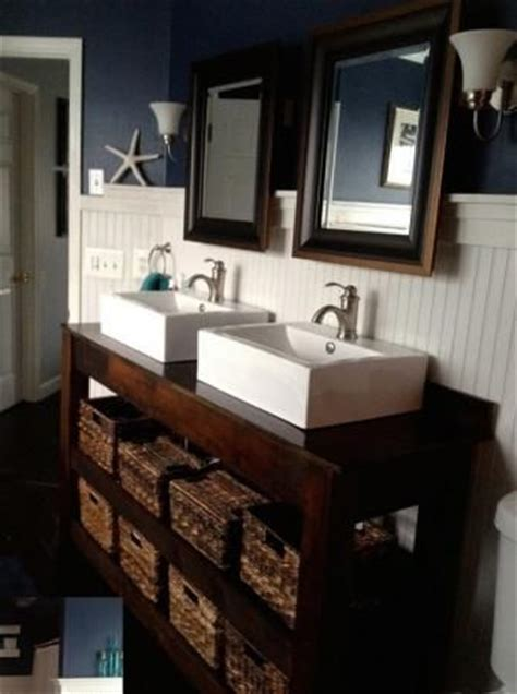 17 Best Images About Kregg Double Vanity On Pinterest Do It Yourself Bathroom Vanity