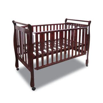 Crib Manufacturers by Baby Crib Made Of Solid Wood Or Mdf Measures 125 X 70 X 102cm On Global Sources