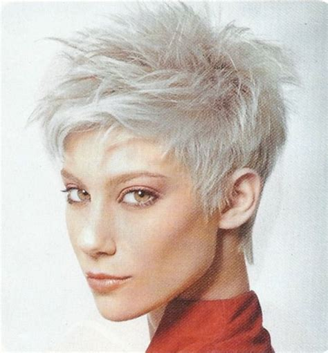 very short spikey hairstyles for women short sassy haircuts for women ultra short and ultra