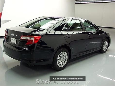 2013 Toyota Camry L 2013 Toyota Camry L Automatic Cd Audio Cruise Ctrl 12k