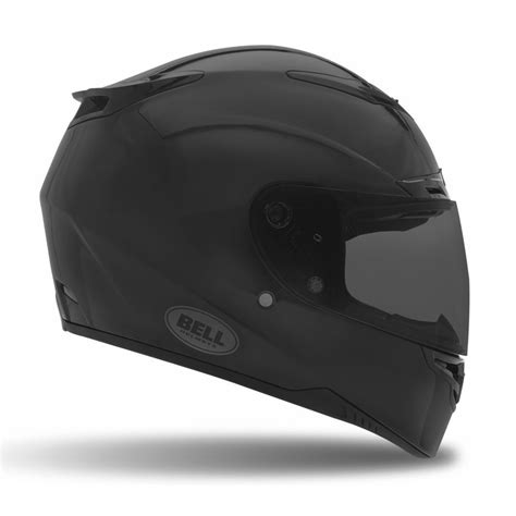 capacete bell rs  solid matte black bi composto