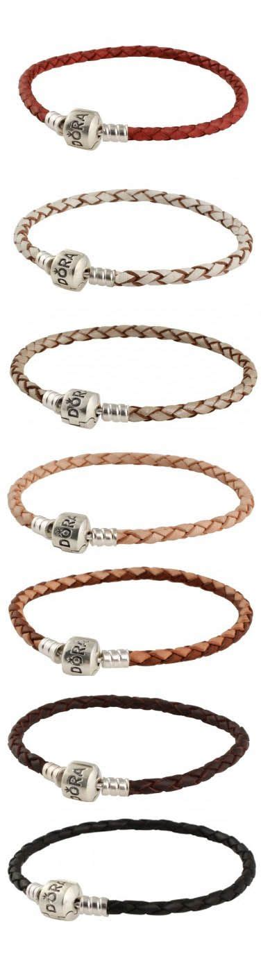 pandora leather bracelets necklaces other products