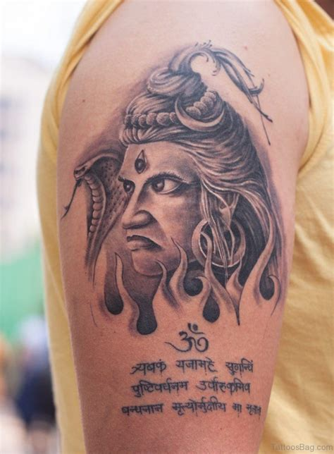 tattoo shiva designs 35 shiva tattoos on shoulder