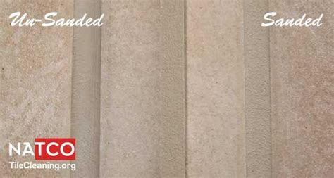 sanded vs unsanded grout home improvement pinterest