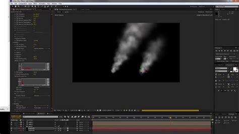 tutorial after effect smoke tutorial after effects smoke using trapcode particular