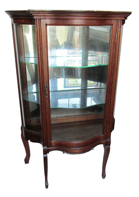 small antique china cabinet small antique oak china cabinet wooden nickel antiques