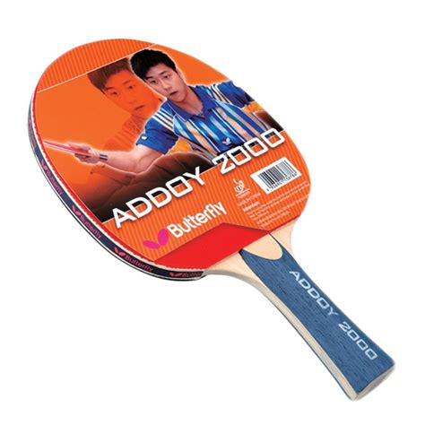 butterfly online table tennis butterfly addoy 2000 table tennis racket buy butterfly