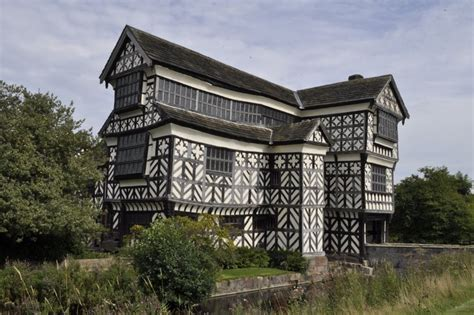House With A Moat little moreton hall an iconic tudor manor house a