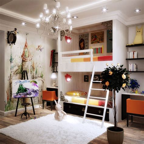 kids room decoration colorful kids rooms