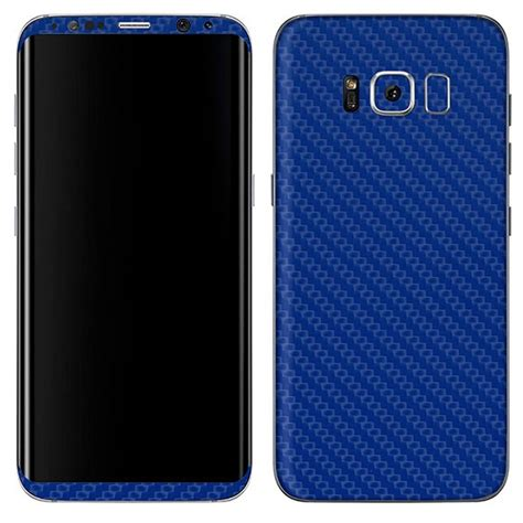 Carbon For Samsung Galaxy S8 samsung galaxy s8 carbon series skins wraps slickwraps