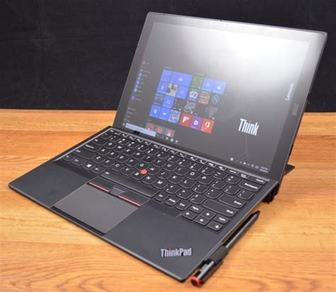 Laptop Lenovo Thinkpad X1 lenovo thinkpad x1 tablet review surface pro thinkpad edition