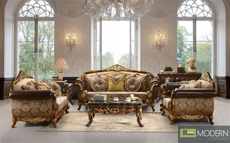 traditional living room furniture with big sofa set highend luxury traditional sofa set formal living room