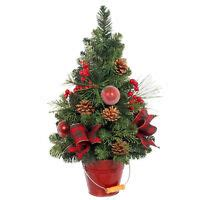 4 ft cone berry snow tip tree snow tipped decorated pre lit tree pine cones berry accents ebay
