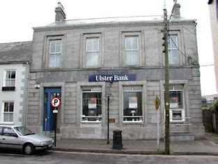 Ulster Bank High Trim County Meath Buildings Of
