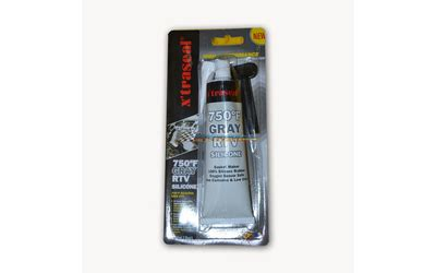 Sealant 85 Gr xtraseal high perf gasket maker gray rtv silicone sealant
