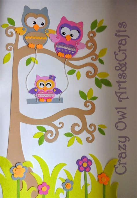 decoracion habitacion bebe goma eva mural de familia de b 250 hos para decoraci 243 n hecho en goma