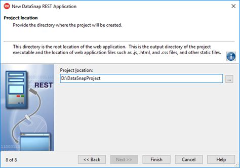 tutorial delphi datasnap datasnap rest application wizard for windows rad studio