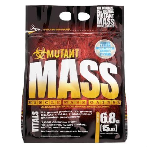 Mutant Mass 5 Lbs By Nutriku mutant mass gainer 2268g 5 lbs voordelig kopen fitshop nl