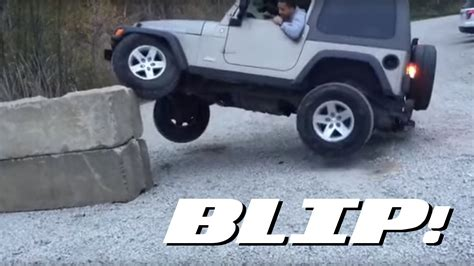 Jeep Fails Jeep Wrangler Rubicon Flex Fails Morris 4x4 Center