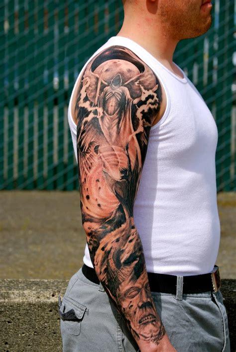 super genius tattoo nicholas beuthien genius seattle wa black