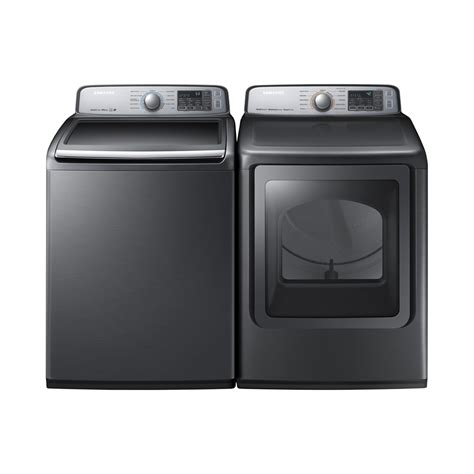 Samsung Washer And Dryer by Samsung Washer And Dryer Set Wa50m7450ap A4 Dve50m7450p
