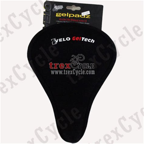 Cover Sadel Velo Geltech 032 trexcycle indonesia toko aksesoris sepeda cover sadel velo gel tech lebar 20 cm