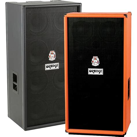 Orange Bass Cabinet by Orange Lifiers Obc Series Obc810 8x10 Bass Speaker