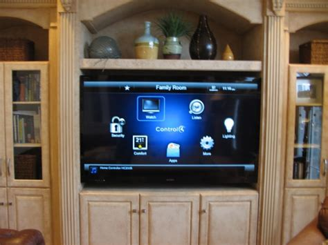 the integrated home home automation