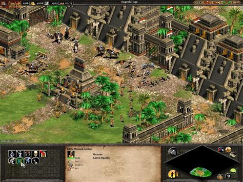 the age of the the origins of age of empires