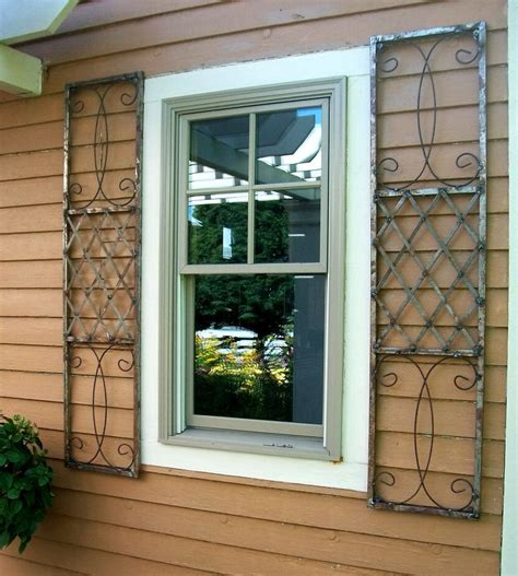 Door Shutters Exterior Exterior Window Shutters You To See Traba Homes