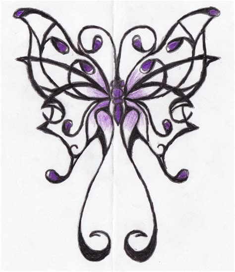 butterfly tattoos and designs page 295